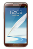 Смартфон Samsung Galaxy Note 2 GT-N7100 Amber Brown - Архангельск